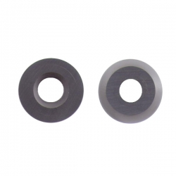 Circular K01 Carbide inserts (12 mm diameter)