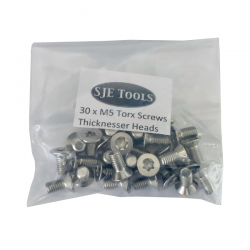 M5 Torx Thicknesser Head Screws